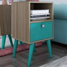 mid century nightstands you u0027ll love wayfair