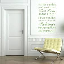 religious easter decorations religious easter decorations vinyl wall decals religious