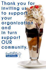 Request For Food Donation Letter Sample Community Donation Requests Leatherby U0027s Family Creamery
