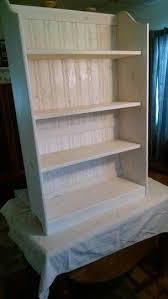 whitewash bookcase twisted cd corner cabinet pinterest