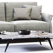 2 er sofa 3d model ditre italia elliot 2 er sofa cgtrader