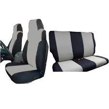 jeep wrangler backseat innocessories neoprene seat covers reviews