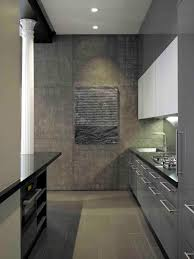 Contemporary Galley Kitchens Rooms Viewer Hgtv