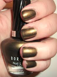 borghese nail polish review ftempo inspiration