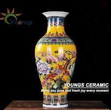 Large Ceramic Vases Unique Chinese Large Floor Red Ceramic Vases Wholesale Buy Red