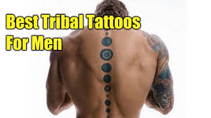 best tribal tattoo designs for men tattoo world youtube