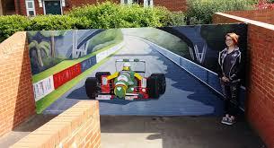 marvellous murals