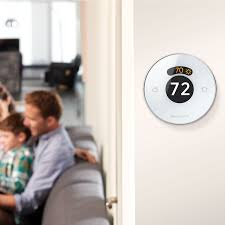 honeywell lyric round wifi smart thermostat