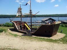 Pirate Ship Backyard Playset by Pirate Ship Playground Playground Pinterest Pirate Ships