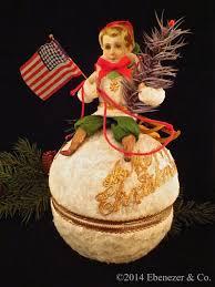 390 best spun cotton ornaments images on spun cotton