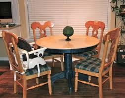 Second Hand Kitchen Table And Chairs by Ode To Secondhand Refinished Kitchen Table And Chairs A Simple