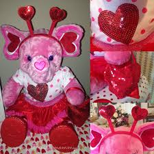 Valentine S Day At Home by Valentine U0027s Day At Build A Bear Workshop 25 Bear Bucks