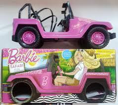 barbie jeep auto barbie jeep con stickers nuevo jugueteria 549 99 en