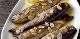 cuisiner des truites truites meunières facile et pas cher recette sur cuisine actuelle