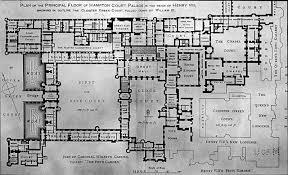 architectural plans file architectural plans for hton court palace