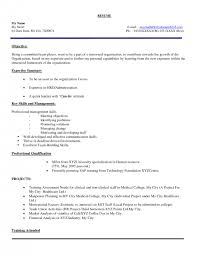 Best Resume Format For Mba Freshers Cover Letter Sample Resumes For Freshers Sample Resumes For