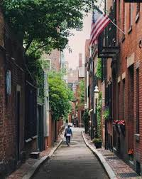 acorn street l globe brian mcwilliams the boston globe