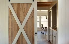 Barn Door Cabinets Butler S Pantry Barn Door Country Kitchen Hutker Architects