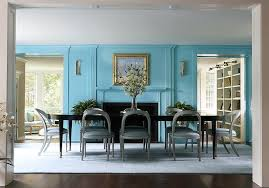 blue dining room ideas blue and gold dining room design design ideas