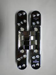 Adjustable Hinges For Exterior Doors Modern Concealed Hinge Basys Pivota Dx 61 Polished Chrome