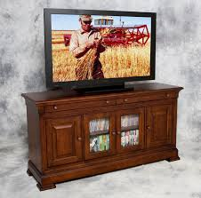 cherry wood tv stands cabinets dcv 6432 one of the finest flat panel tv stands available today