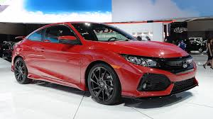 honda civic si torque 2018 honda civic si will 192 lb ft of torque autoblog