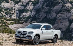 mercedes benz x class ute unveiled 190kw v6 flagship confirmed