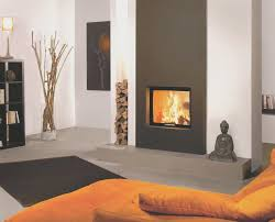 fireplace electric fireplace two sided room design decor