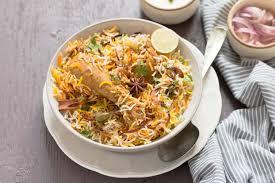 Biryani Decoration Chicken Biryani Recipe And Nutritional Information Recipe On Food52