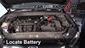 ford fusion battery battery replacement 2013 2016 ford fusion 2014 ford fusion se