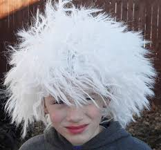 wigs for kids halloween amazon com mad scientist white wigs einstein child costume