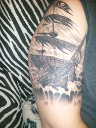 pirate ship tattoo designs tattoo ideas pictures tattoo ideas
