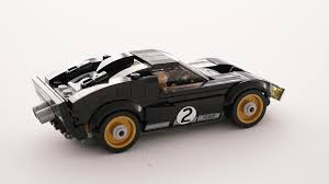 lego ford mustang lego u0027s ford gt speed champions kit is already a winner