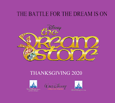 disney the dreamstone 2020 poster by brummington on