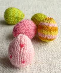 Knitted Easter Egg Decorating Patterns free last minute easter knitting patterns purl soho