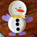Paper Plate Monkey Craft - monkey paper plate craft preschool crafts
