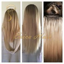 hairstyles for bead extensions 48 best fusion bond keratin bond extensions images on pinterest