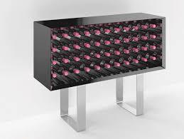 bottle display rack oak commercial esigo 9 modern wine rack