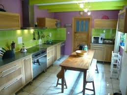 cuisine verte anis deco salon vert anis verte modale cuisine vert anis et marron