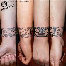 maori bracelet tattoo by blaze www facebook com zentattoozagreb