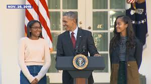 obama pardons thanksgiving turkey national thanksgiving turkey presentation videos at abc news video