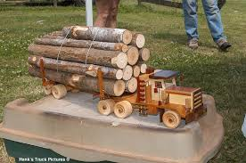 Homemade Wooden Toy Trucks by Hank U0027s Truck Pictures Trucking Links