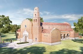 Texas Tech Campus Map Texas Tech To Build Hance Chapel On Campus May 2011 Texas