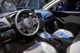 2017 subaru impreza sedan interior do you need a subaru crosstrek or is the impreza enough news