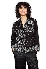 gray blouse s shirts and blouses desigual com