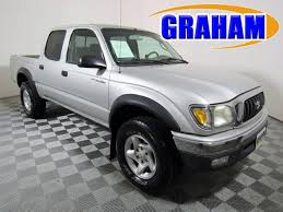 2003 toyota tacoma used 2003 toyota tacoma for sale mansfield oh 5tegm92n13z205301