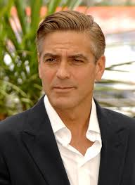 50 year old men s hairstyles i admit it i find george clooney very attractive for a 50 or so
