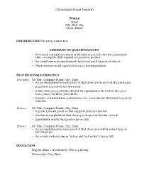 how to format your resume basic resumes exles format for a resume for a awesome