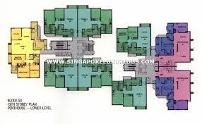 spring grove site u0026 floor plan singapore luxurious property