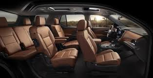 Chevrolet Suburban Interior Dimensions 2018 Chevy Traverse Info Pics Specs Wiki Gm Authority